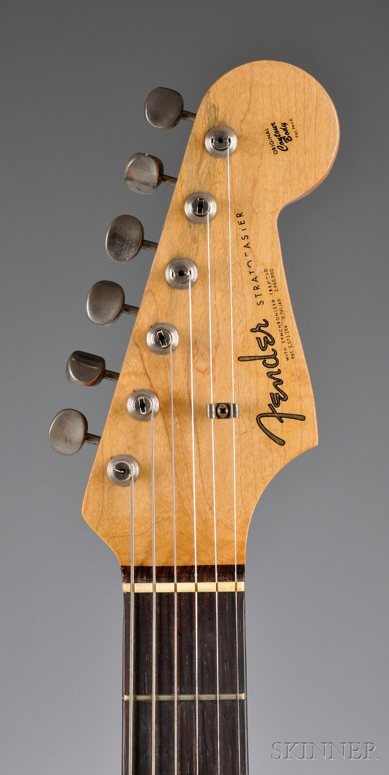 american electric guitar fender musical instruments fullerton 1964 model stratocaster sale. Black Bedroom Furniture Sets. Home Design Ideas