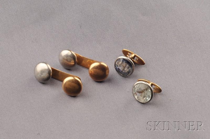 Three Jewelry Items, France