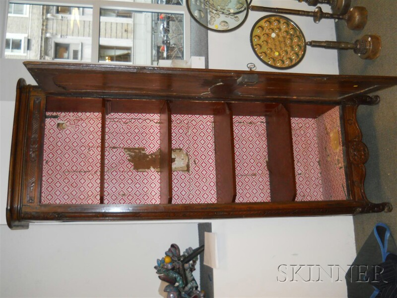 Provincial French Cupboard