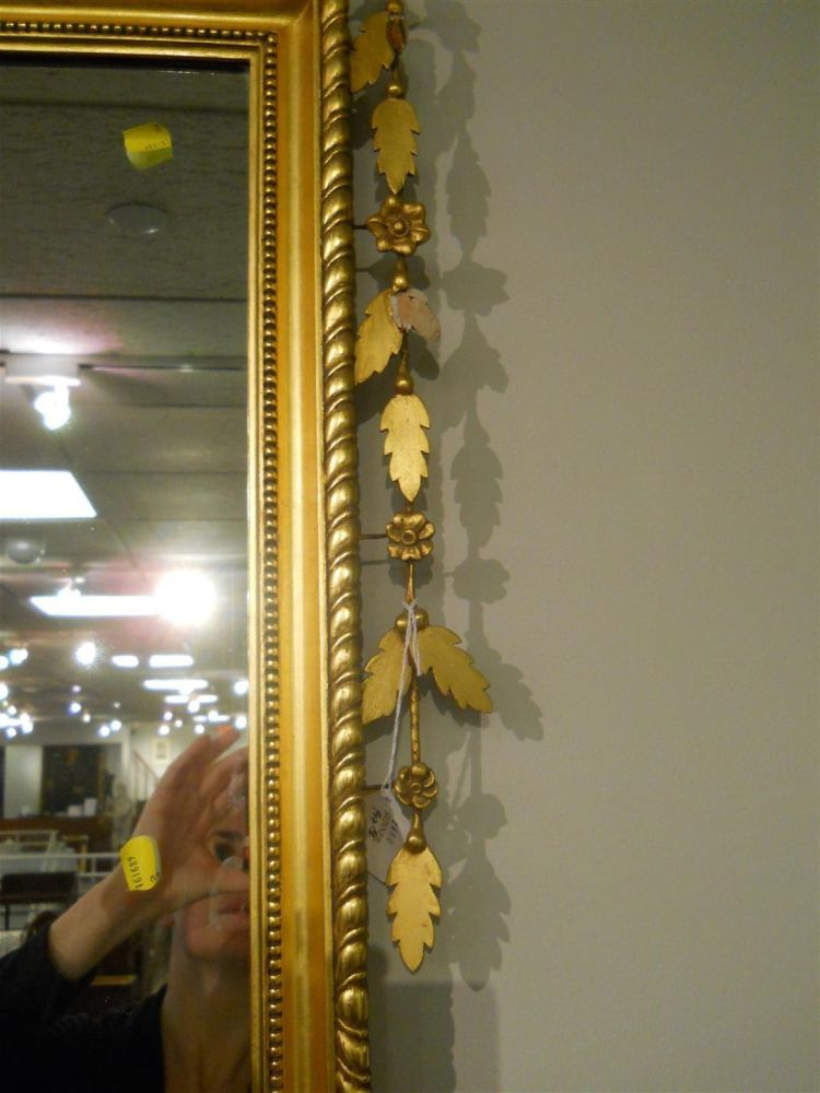 Pair of Neoclassical-style Mirrors