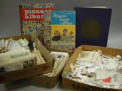 Lot of United States Stamps and Related Ephemera