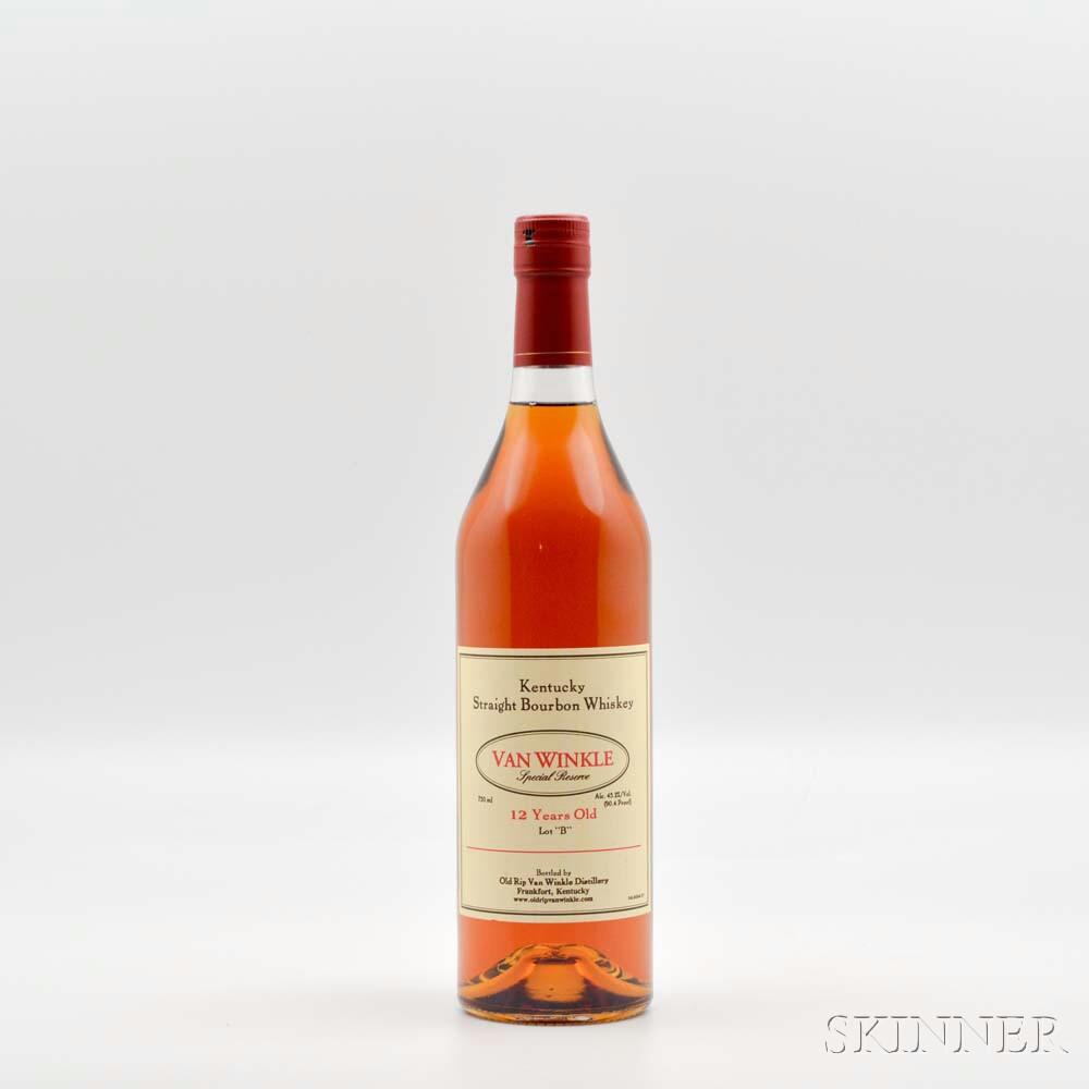 Van Winkle Special Reserve 12 Years Old Lot B, 1 bottle