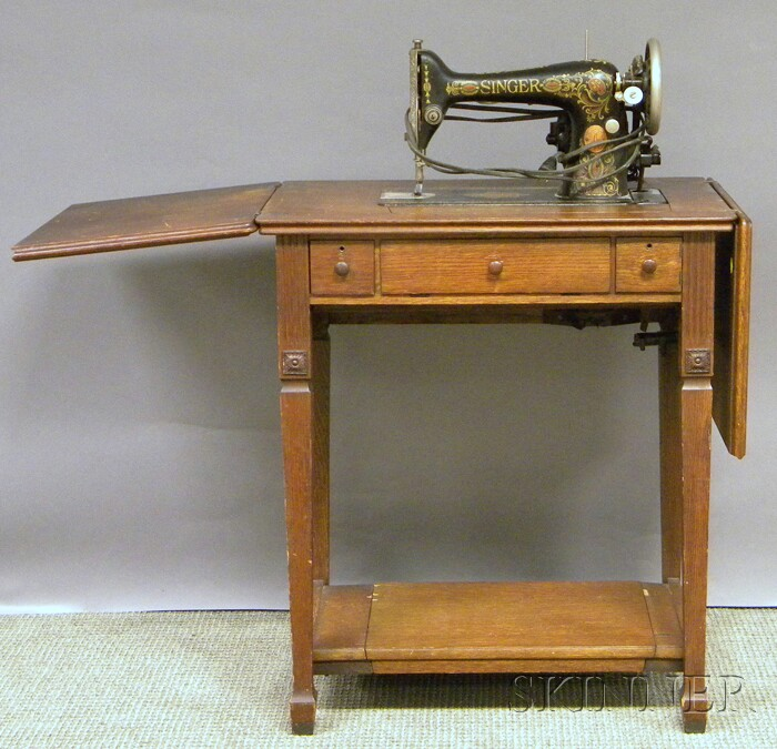 regency sewing machine