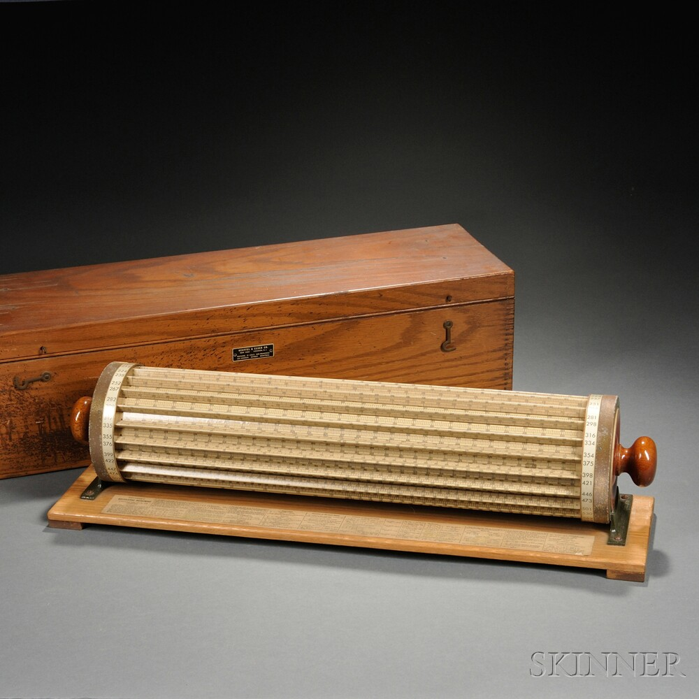 Thacher Calculating Instrument