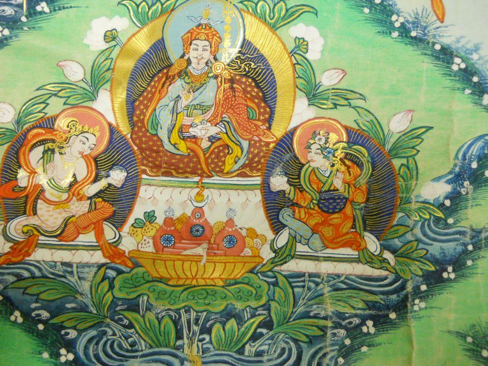 Two Thangkas