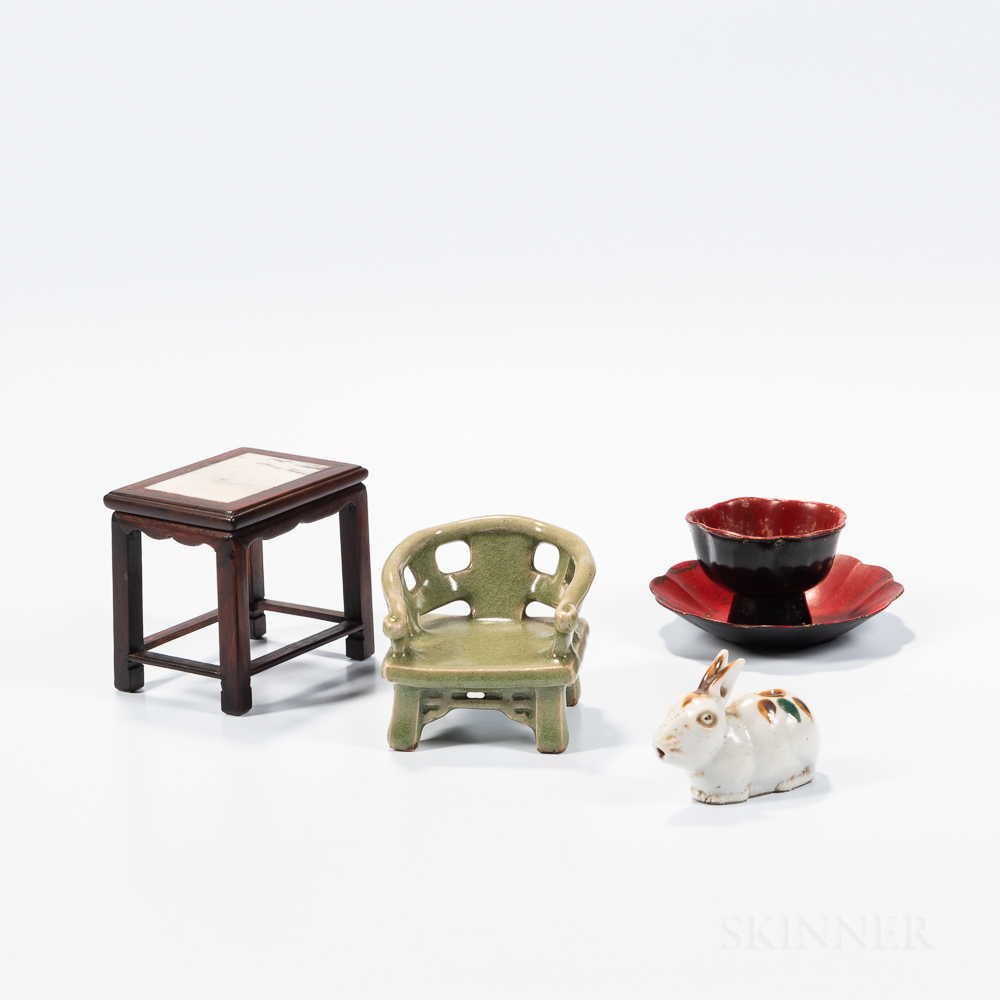 Four Small Items