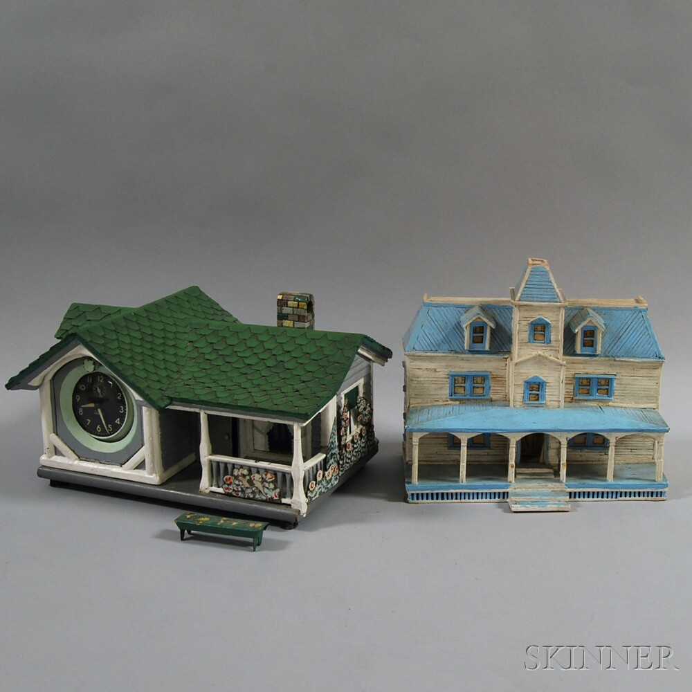 Two Small House Models
