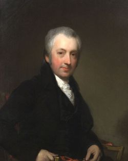 Attributed To Gilbert Stuart England And America 1755