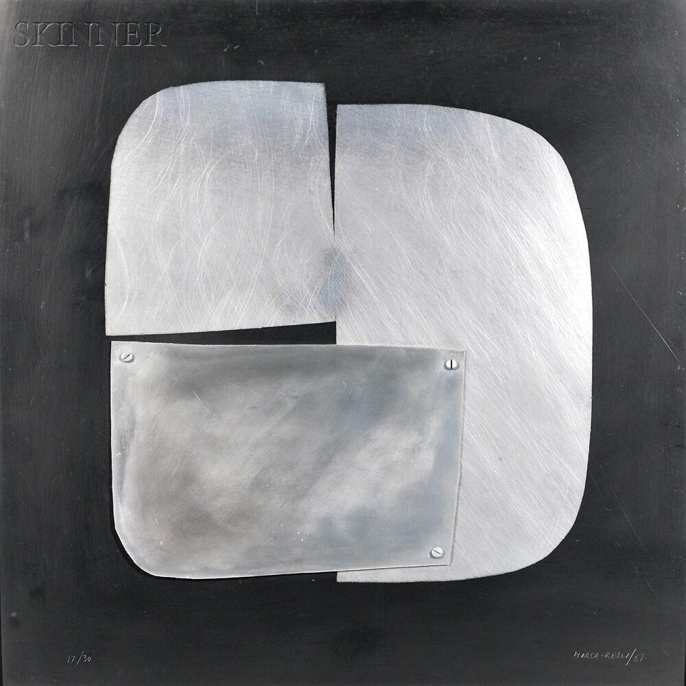 Conrad Marca-Relli (American, 1913-2000)      Untitled A
