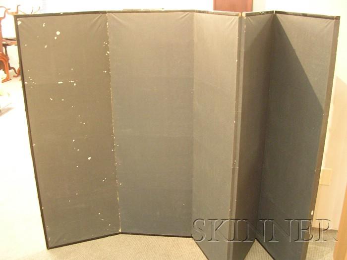 Six-panel Screen