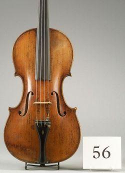 Violin, Florentine School