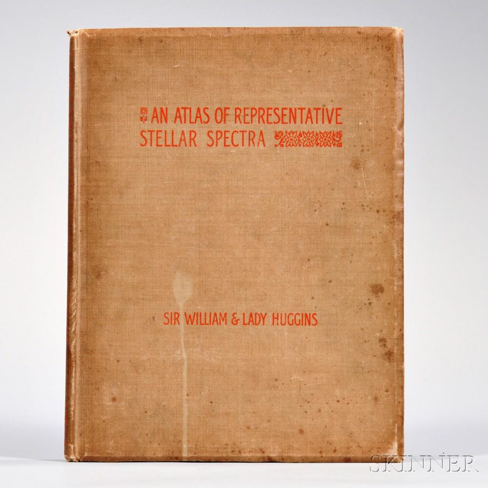 An Atlas of Representative Stellar Spectra