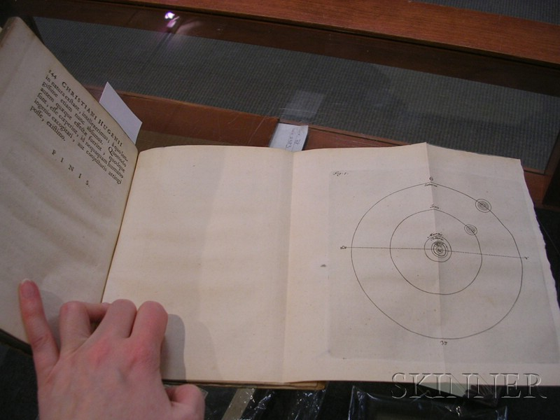 (Astronomy, Early), Huygens, Christian (1629-1695)