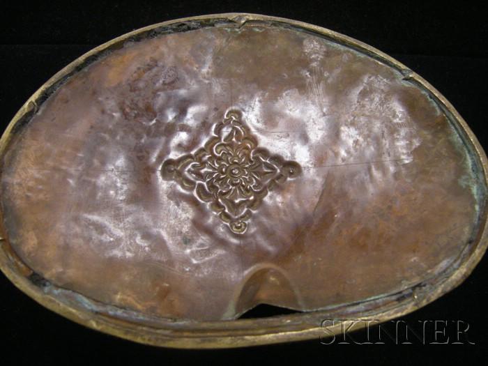 Gilt-bronze Virupa