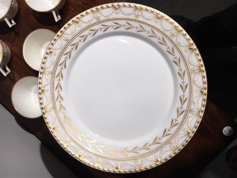 kpm porcelain kurland pattern partial dinner service. Black Bedroom Furniture Sets. Home Design Ideas