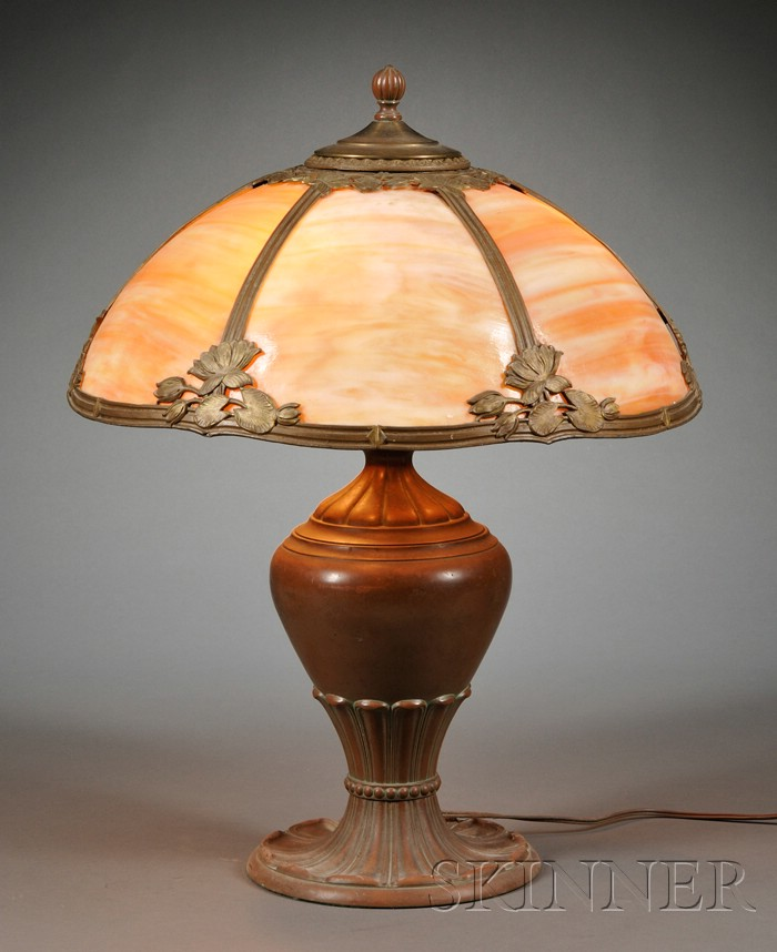 Miller Lamp Company Table Lamp