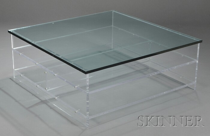 Modernistic Low Table