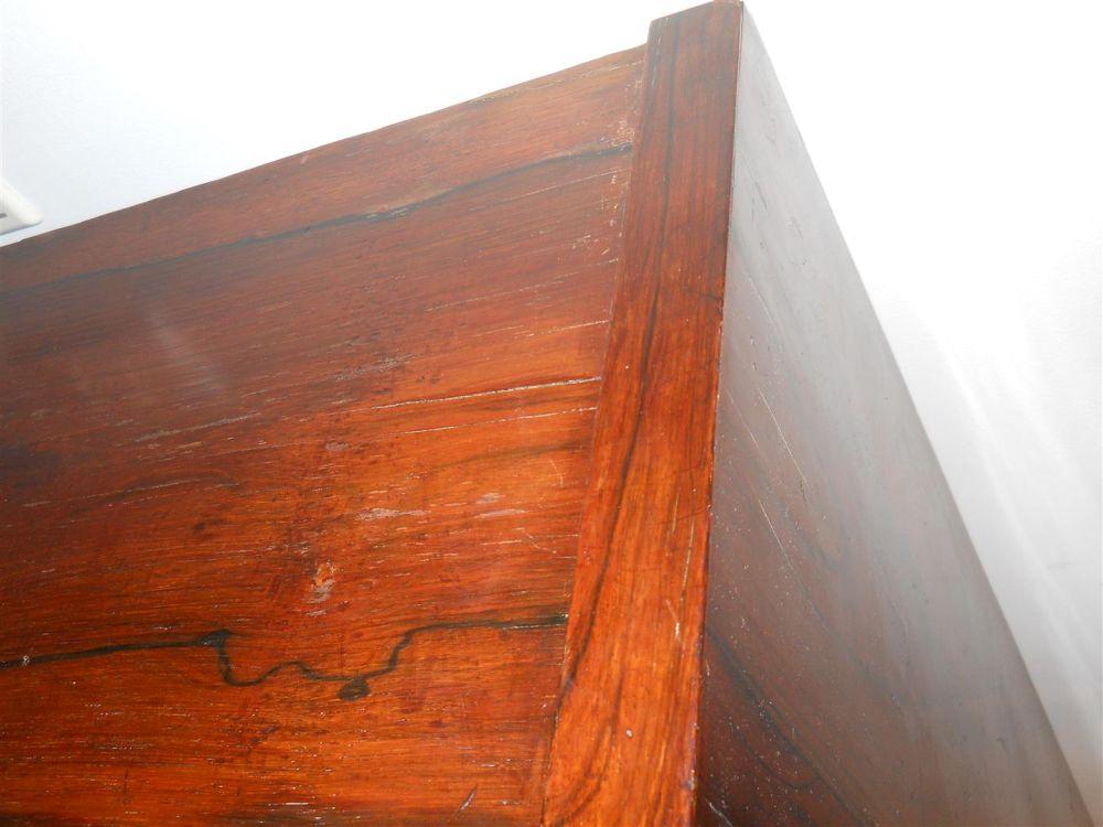Regency-style Rosewood Side Cabinet