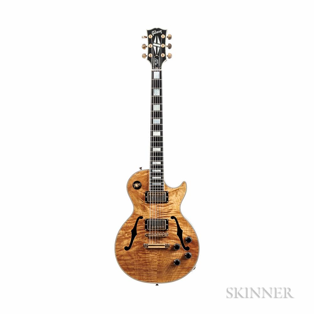 Gibson Custom Shop Les Paul Florentine Plus Electric Guitar, c. 1997