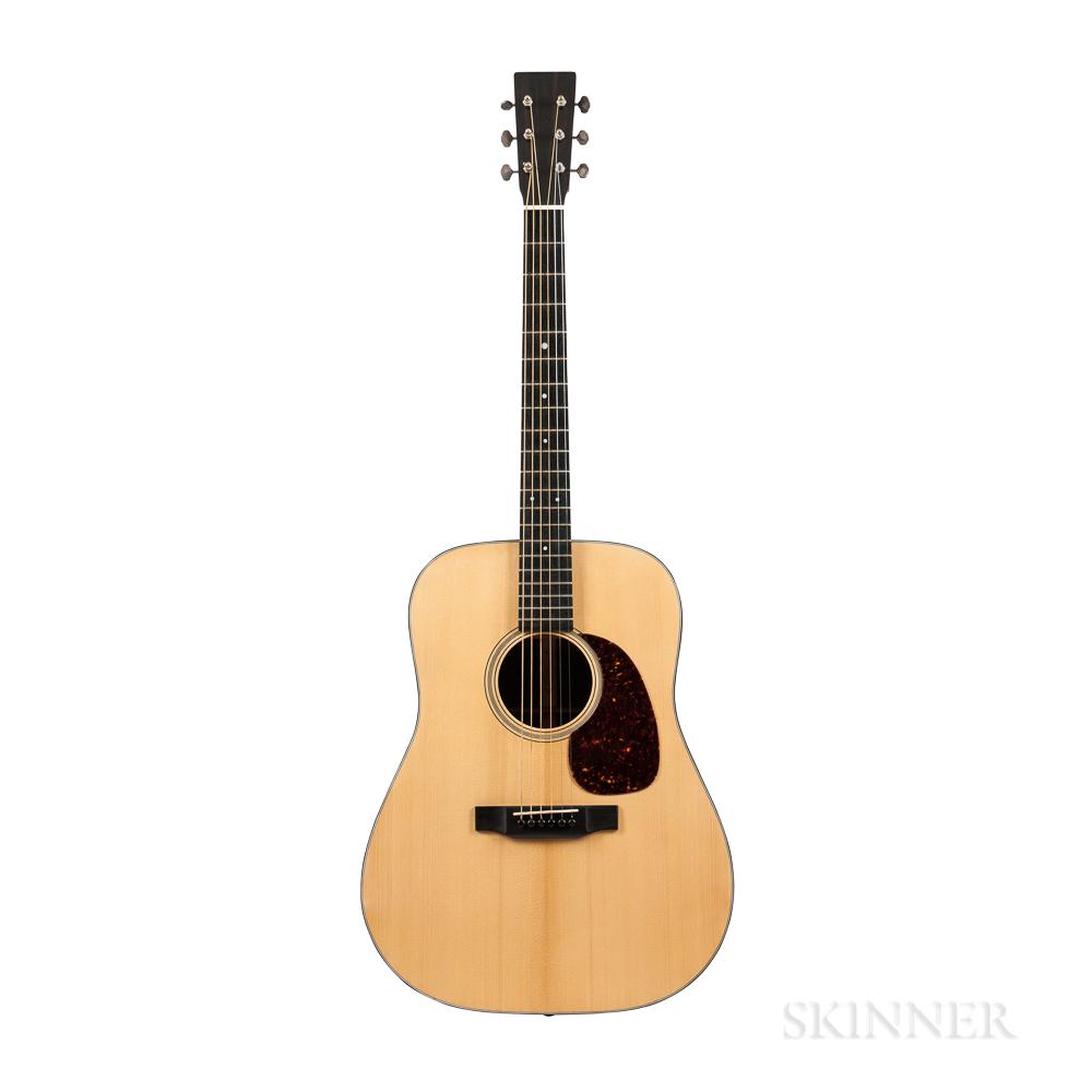 Konkoly '37 D-21C Acoustic Guitar, c. 1990