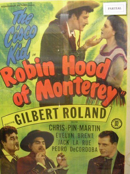 Thirteen One Sheet Western Cinema Posters