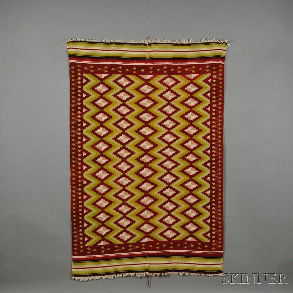 Rio Grande/Mexican Weaving