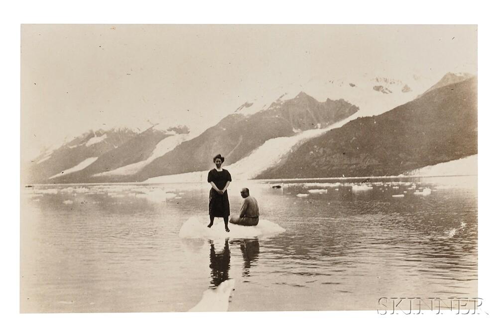 Keen, Dora (1871-1963) Large Archive of Photographs and Ephemera.
