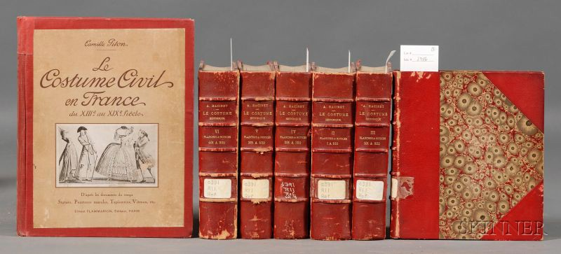 (Costume), Two Titles in Seven Volumes