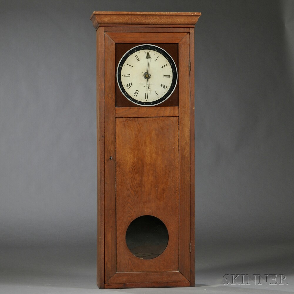 Brown & Sharpe Watchman's Clock