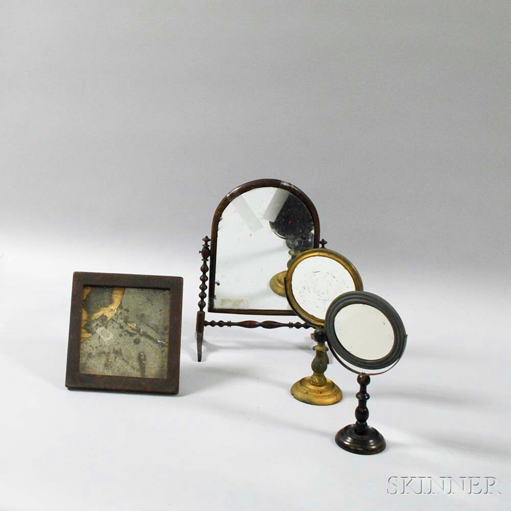 Four Small Mirrors