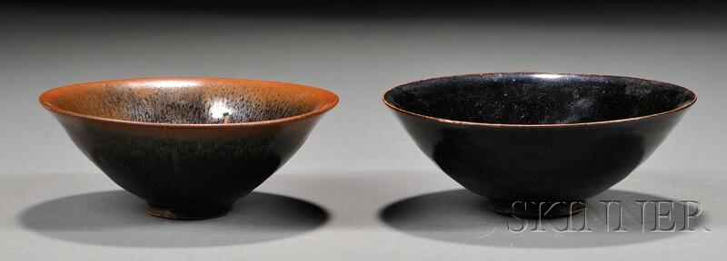 Two Stoneware Bowls