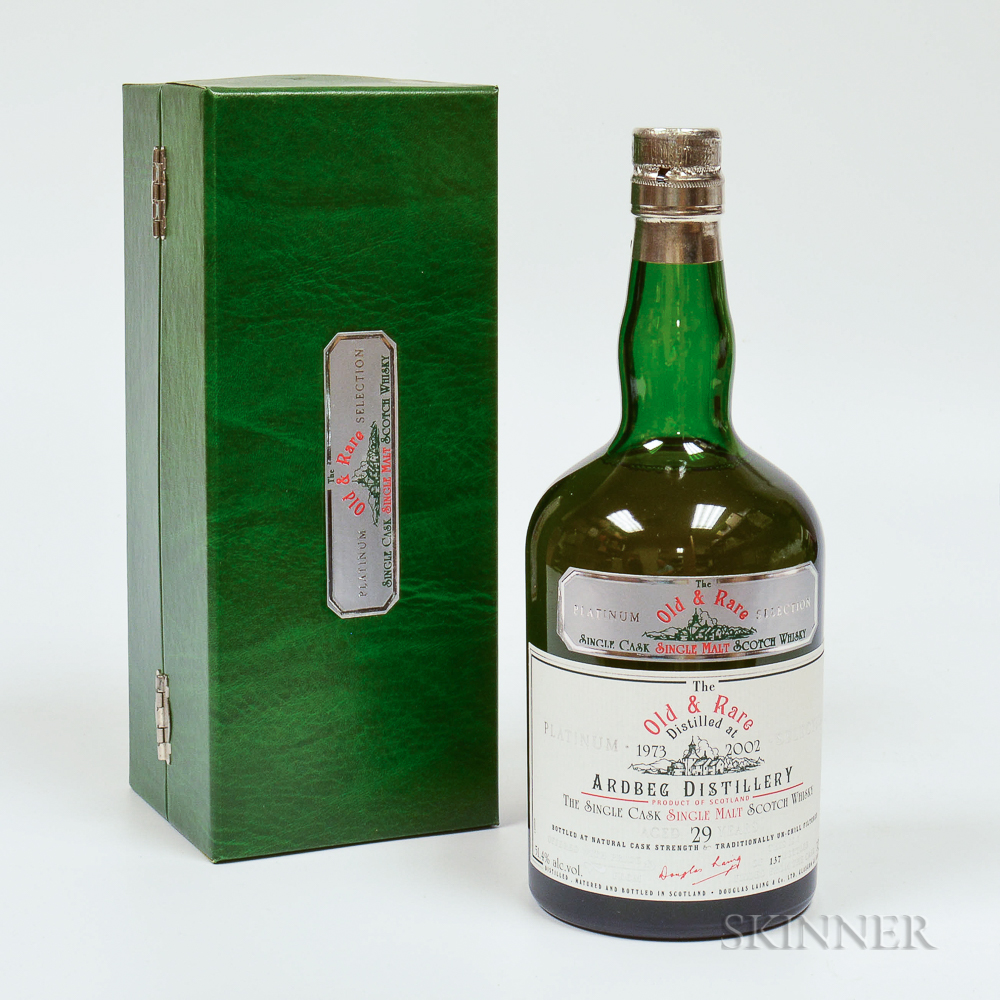 Ardbeg 29 Years Old 1973, 1 70cl bottle (oc)