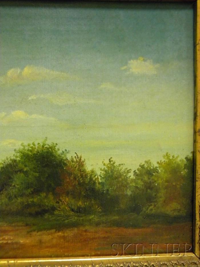 American School, 19th/20th Century.      Landscape.