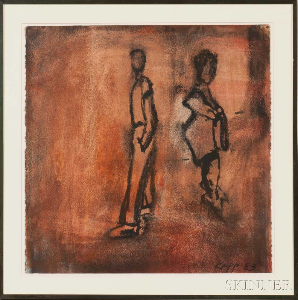 David Kapp (American, b. 1953)    Untitled