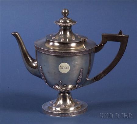 Tiffany & Company Sterling Teapot