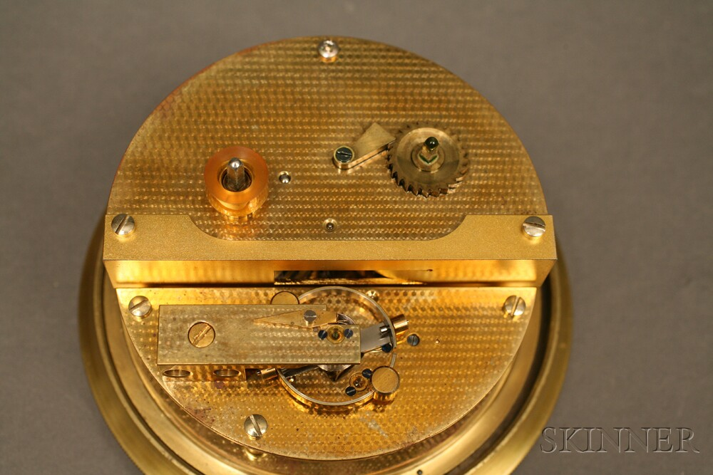 Mercer Eight-day Chronometer