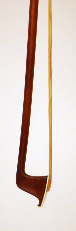 French Gold Mounted Violin Bow, Pierre Sirjean, c. 1820