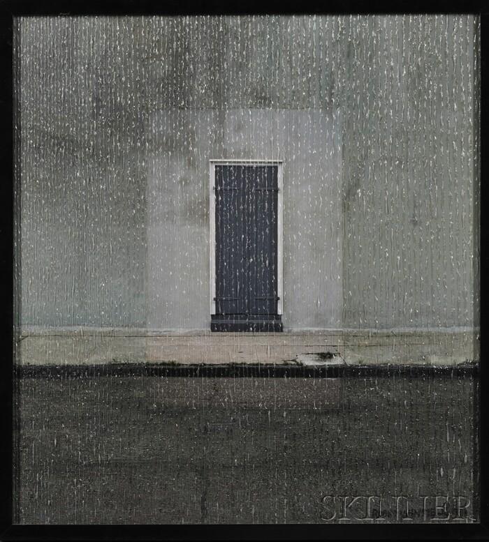 Robin Winfield (American, 20th/21st Century)      Untitled [Doorway]