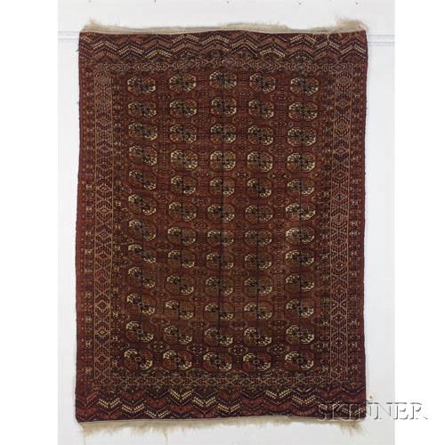 Tekke Main Carpet,