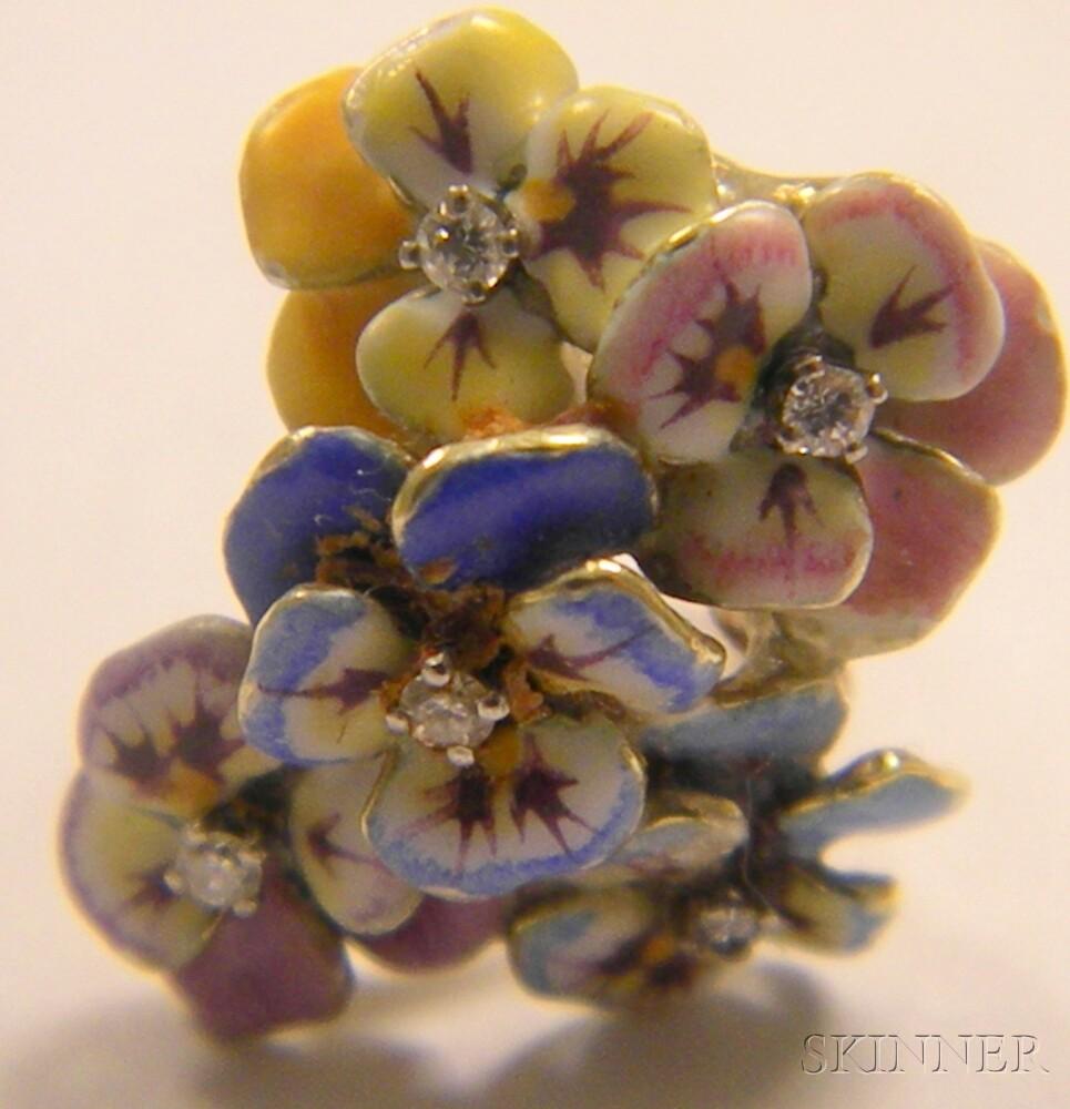 Three Antique Jewelry Items