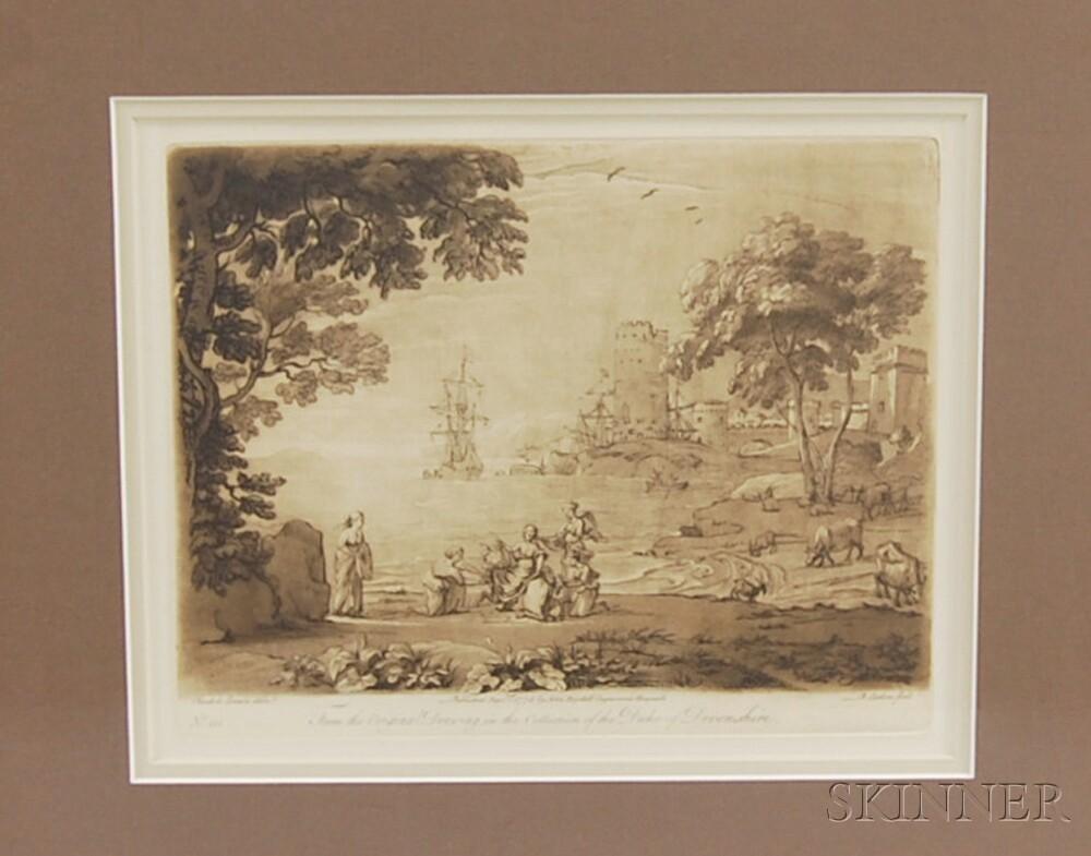 Earlom, Richard (1743-1822), After Claude le Lorrain (1600-1682)