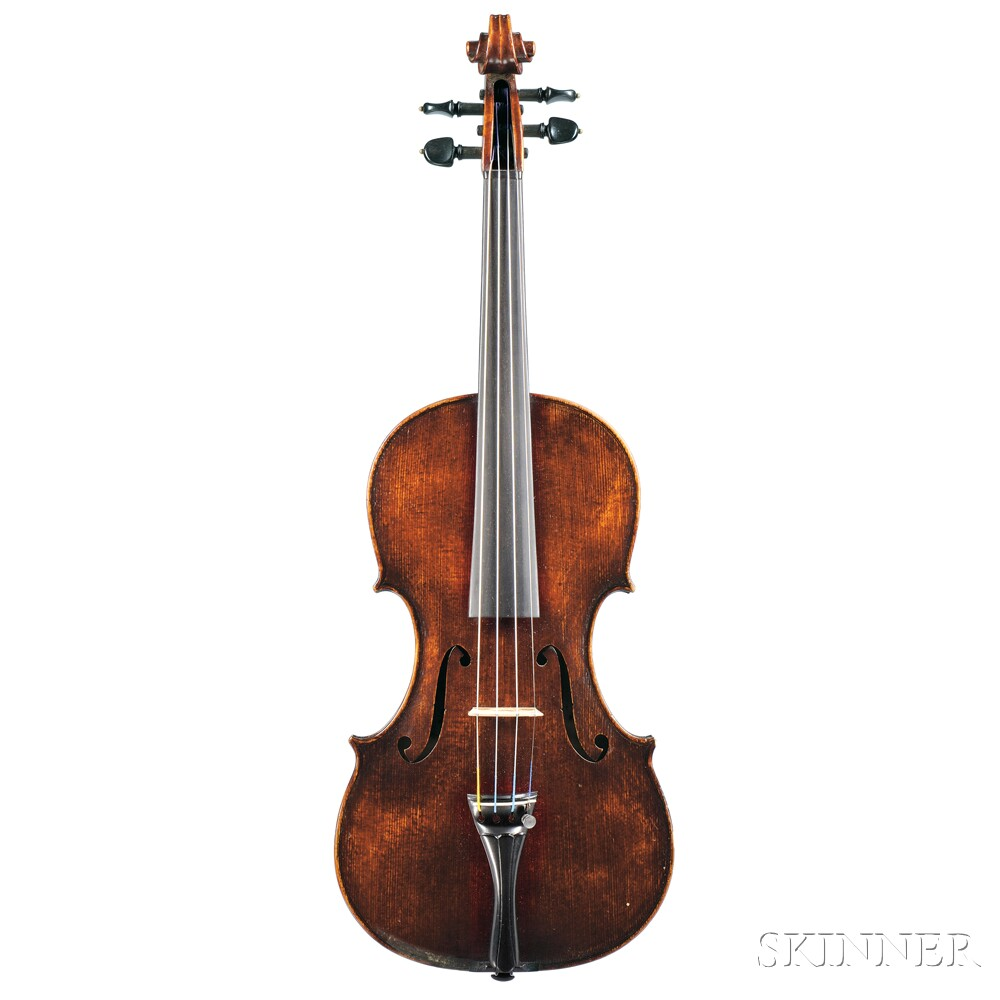 American Violin, David Caron, 1976