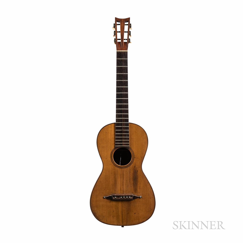 Romantic Guitar, Panormo School