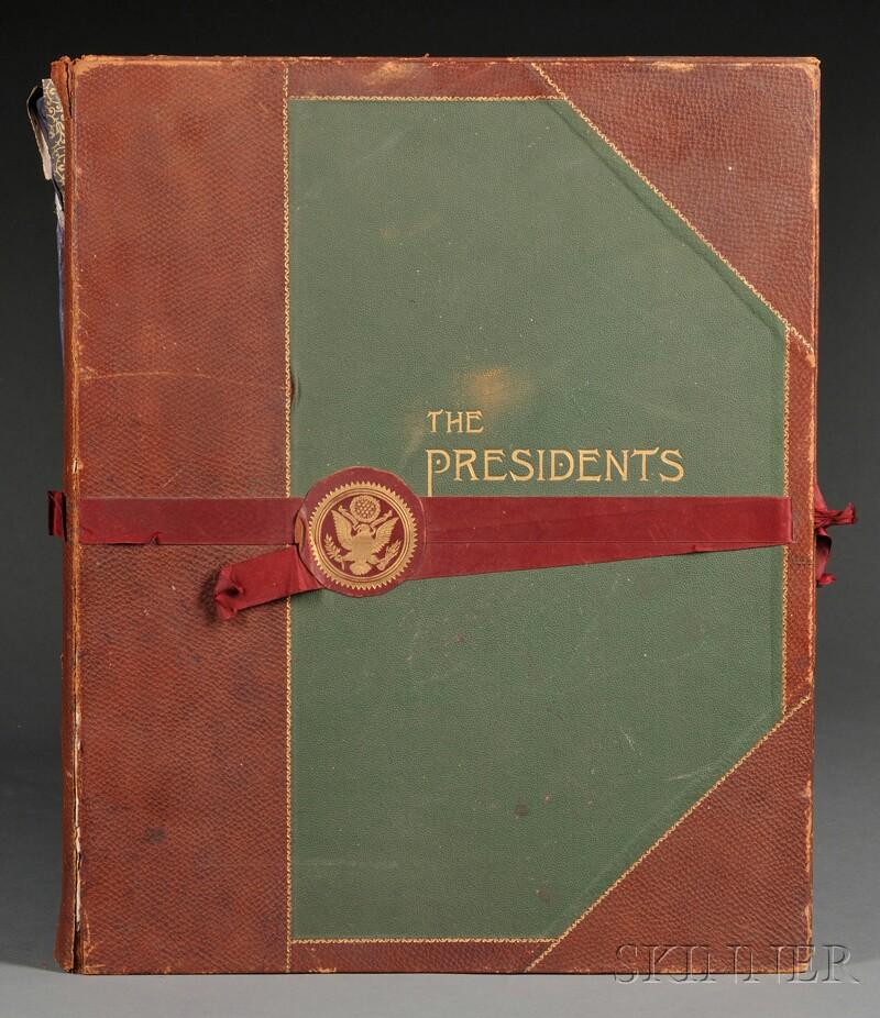 (Portraiture, U.S. Presidents)