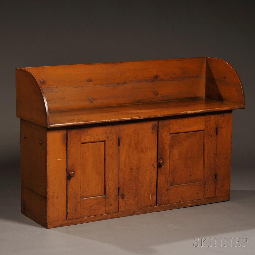 Shaker Pine Washstand