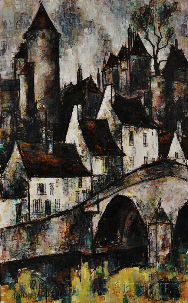 Pierre Lemarchand (French, 1906-1970)      The Provinces