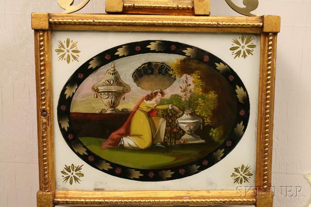 Aaron Willard Jr. Patent Timepiece or
