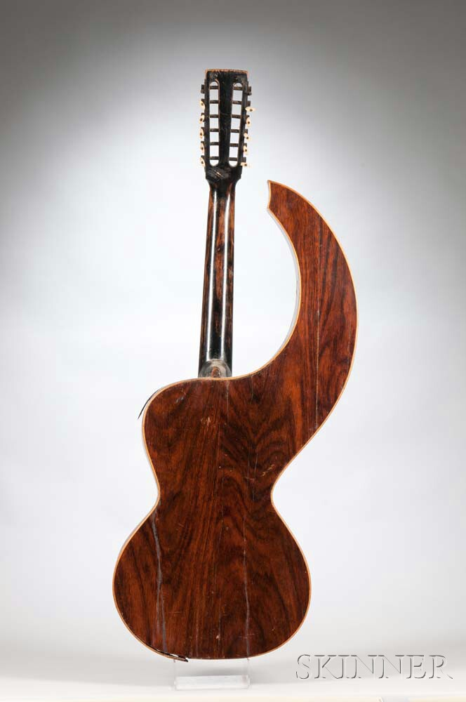 12-string Guitar, c. 1900