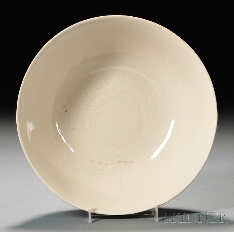 Northern White Ware Bowl