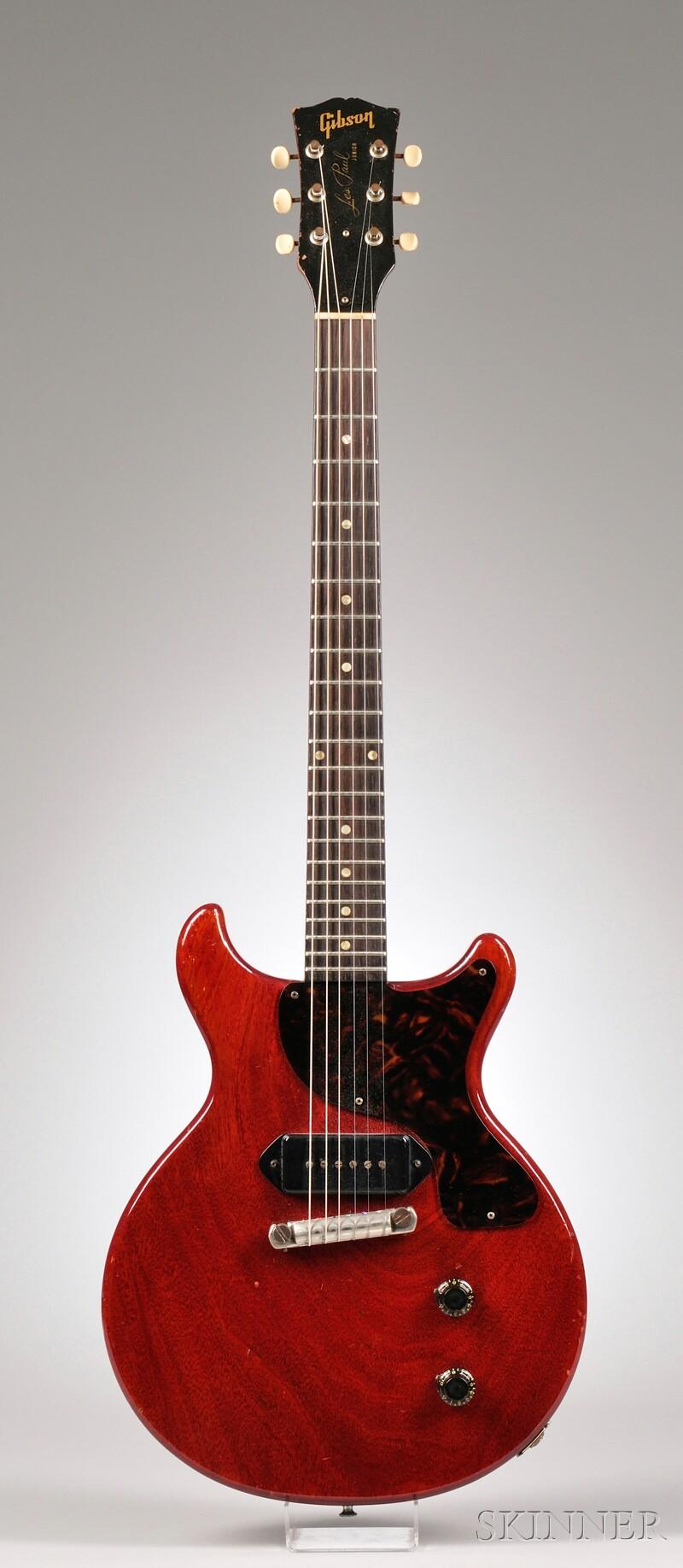 American Electric Guitar, Gibson Incorporated, Kalamazoo, 1959,   Style Les Paul Junior